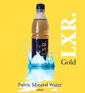 LXR Fulvic Mineral Water